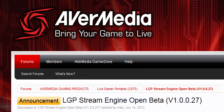 LGP_Streaming_Engine